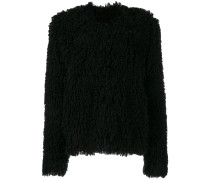 Hestia faux fur jacket