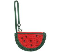 Portemonnaie in Wassermelonen-Optik