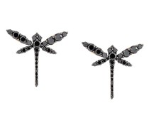 mini dragonfly earrings