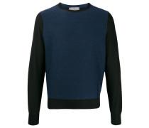 Pullover mit Farbkontrast