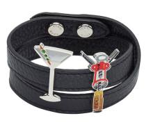 double wrap cocktail bracelet