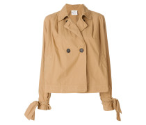 Cropped-Trenchcoat