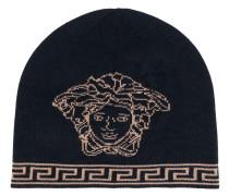Mütze mit Medusa