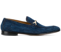 buckled formal loafers