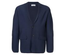 fine knitted blazer