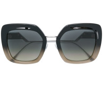 oversized frame sunglasses