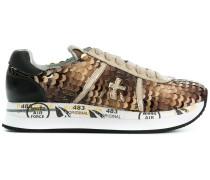 'Conny' Metallic-Sneakers