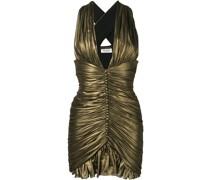 Kleid aus Krepp-Chiffon