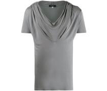 'Ghost' T-Shirt mit Kapuze