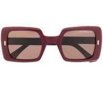 Eckige '1326' Sonnenbrille