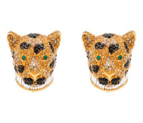 'Leopardo' Ohrringe