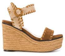 'Abigail' Wedge-Sandalen