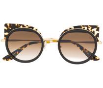 Zenko round sunglasses