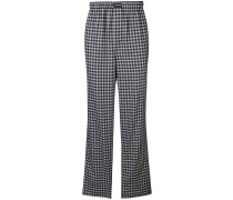 Pyjama-Hose mit Karomuster
