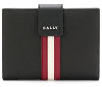 Mini Portemonnaie mit Streifen