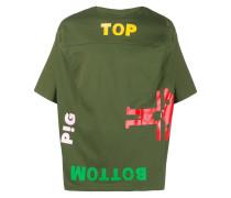 top/bottom T-shirt