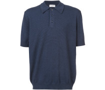 Gestreiftes 'Position' Poloshirt