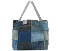 Handtasche mit Patchwork-Design