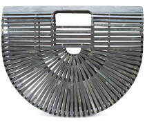 cage clutch bag