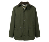 Klassische Jacke mit Reißverschluss