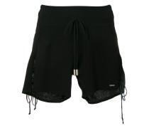 Shorts mit Schleifen