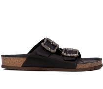 Redux grunge two-strap sandals