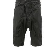 Texturierte Shorts