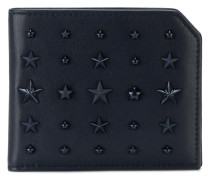 star studded wallet