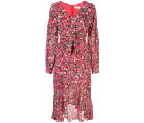 'Kinsale' Kleid mit Blumenmuster