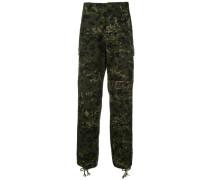 Hose im Military-Look