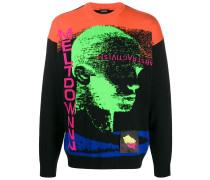 Pullover mit grafischem Print