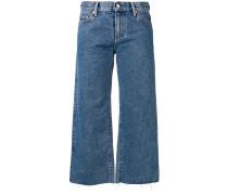 Jeans im Vintage-Look