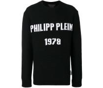 Pullover mit Logo