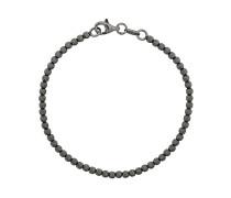 18kt black gold Disco Ball bracelet