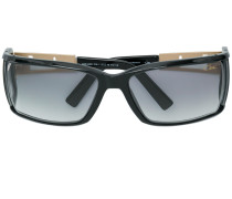 side shield rectangular sunglasses