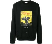 "Sweatshirt mit ""City of God""-Print"