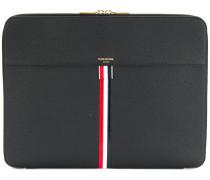 Aktentasche mit Logo-Streifen