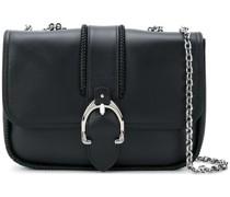 foldover buckle shoulder bag