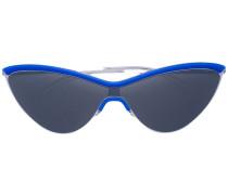 x Maison Margiela Cat-Eye-Sonnenbrille