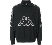 Kontroll half zip Banda sweatshirt
