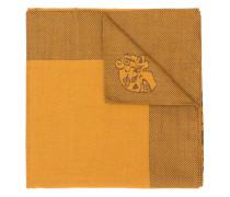 Schal mit Stickerei
