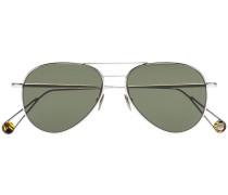 22kt vergoldete 'Pantheon' Pilotenbrille