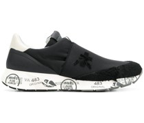 Slip-On-Sneakers mit Print