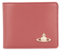 foldover logo wallet