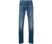 classic slim-fit jeans