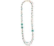 'Trèfle' Halskette