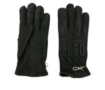'DSQ2' Lederhandschuhe