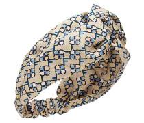 Haarband mit geometrischem Print