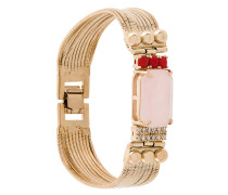 Vergoldeter 'Elegua' Armband
