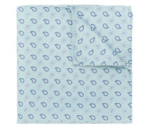 paisley print handkerchief